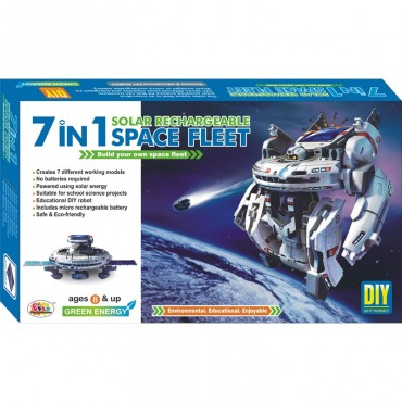 Ekta 7in1 space fleet