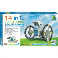 Ekta 14in1 Educational Solar Robot DIY Kit