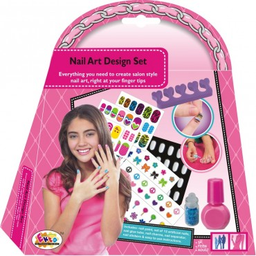 Ekta Nail Art Design Set