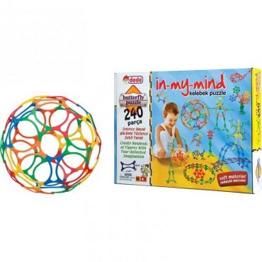 Dede Butterfly Puzzle Set
