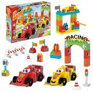 Dede F1 Racing Playset