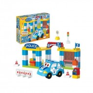 Dede Police Station Playset