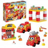 Dede Fire Station Playset