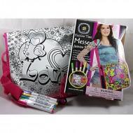 Amav Toys Fashion Time Messenger Bag