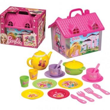 Barbie House Tea Set