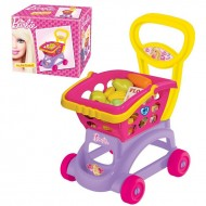 Barbie Market Trolley with Basket