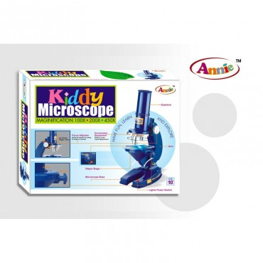 Annie Kiddy Microscope