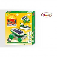 Annie 6 In 1 Educational Hybrid Solar Energy Kit Series 1