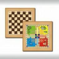 Annie 2 In 1 Chess & Ludo
