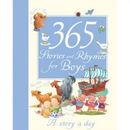 Parragon 365 Stories And Rhymes For Boys