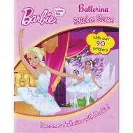 Parragon Barbie I Can Be ...Ballerina Sticker Scene