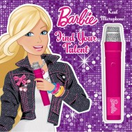 Parragon Barbie Book With Microphone