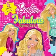 Parragon Barbie Fabulous Jigsaw Book