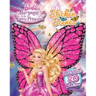 Parragon Barbie Mariposa And The Fairy Princess
