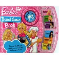 Parragon Barbie Board Game Book