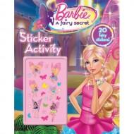 Parragon Barbie A Fairy Secret Sticker Activity