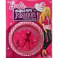 Parragon Barbie Fabulous Fashion Activity Book