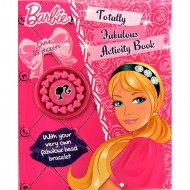 Parragon Barbie Totally Fabulous Activity Book