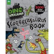 Parragon Dino Supersaurus Scribblasaurus Book