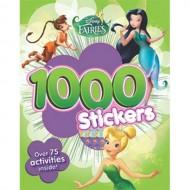 Parragon Disney Fairies 1000 Sticker Book