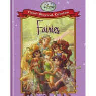Parragon Disney Fairies Classic Story Book Collection