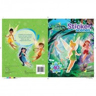 Parragon Disney Fairies Sticker Scenes