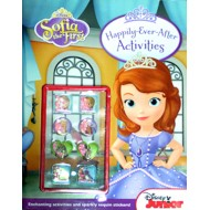 Parragon Disney Junior Sofia The First Happilyeverafter Activities