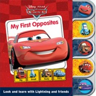 Parragon Disney Pixar Cars My First Opposites Book
