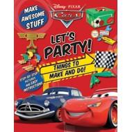 Parragon Disney Pixar Cars Lets Party