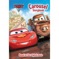 Parragon Disney Pixar Cars 2 Carousel Book