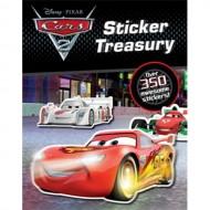 Parragon Disney Pixar Cars 2 Sticker Treasury