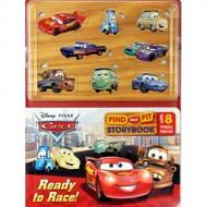 Parragon Disney Pixar Cars Find And Fit Story Book
