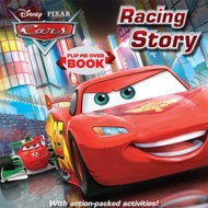 Parragon Disney Pixar Cars Racing Story Action Packed Activites