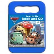 Parragon Disney Pixar Cars Read To Me Book And Cd