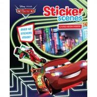 Parragon Disney Pixar Cars Sticker Scenes