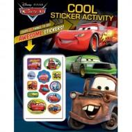 Parragon Disney Pixar Cars Cool Sticker Activity