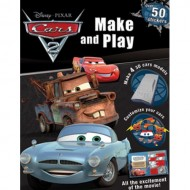 Parragon Disney Pixar Cars Make And Play