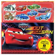 Parragon Disney Pixar Cars Out For A Spin
