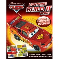 Parragon Disney Pixar Cars Lightning Build It Now