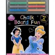 Parragon Disney Princess Chalk Board Fun