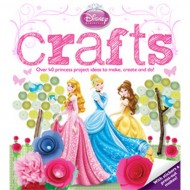 Parragon Disney Princess Crafts