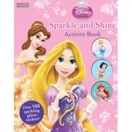 Parragon Disney Princess Sparkle And Shine Activity Book