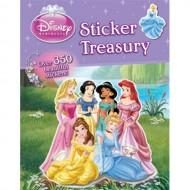 Parragon Disney Princess Sticker Treasury