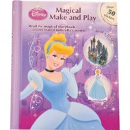 Parragon Disney Princess Magical Make And Play