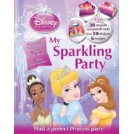 Parragon Disney Princessmy Sparkling Party