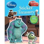 Parragon Disney Sticker Treasury
