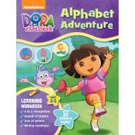 Parragon Dora Learn Wbook Alphabets