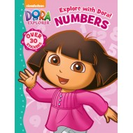 Parragon Dora Numbers Learning Book