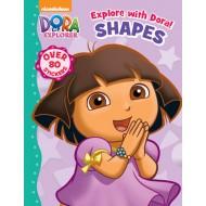 Parragon Dora Shapes Learning Book