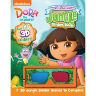 Parragon Doras 3D World Of Adventures Jungle